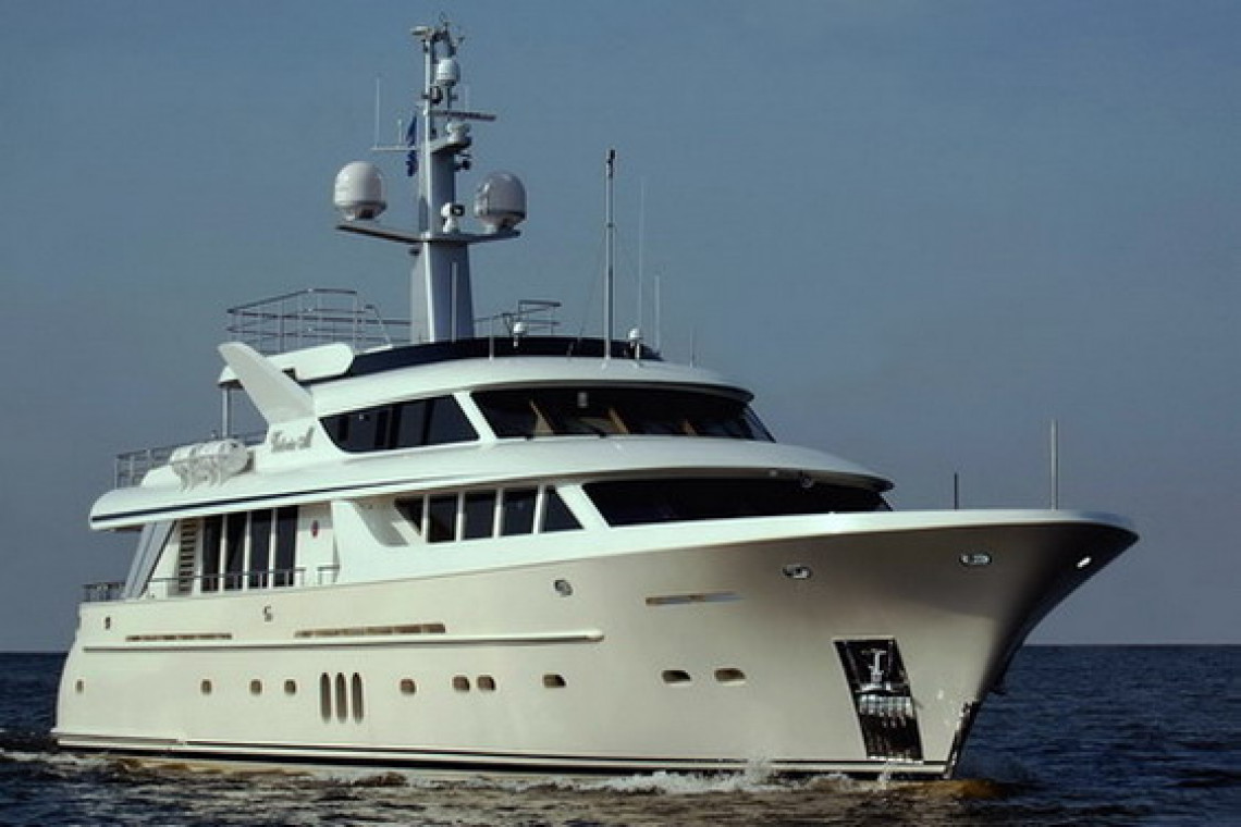 Яхта Timmermann Yachts