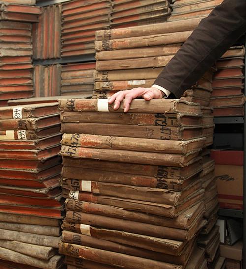 Оборудование для архивов